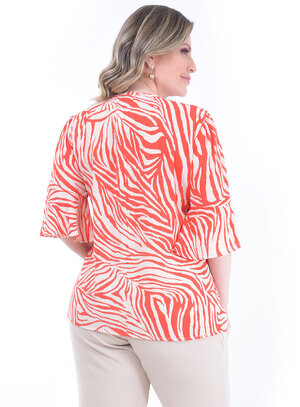 Blusa Plus Size Andressa
