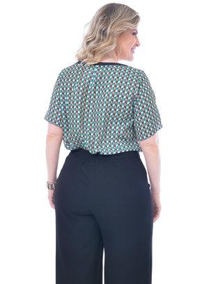 Blusa Plus Size Carmen
