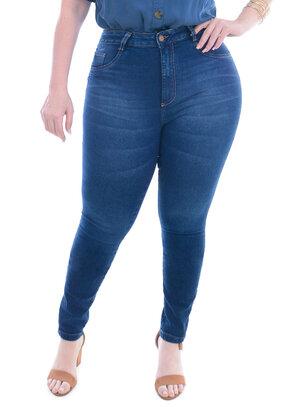 Calça Jeans Plus Size Carmen