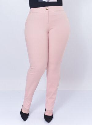 Calça Plus Size Rosê