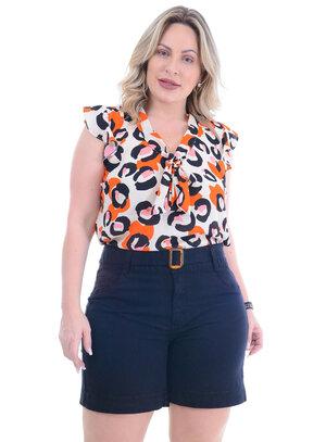 Blusa Plus Size Tucumã