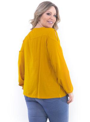 Blusa Plus Size Bela