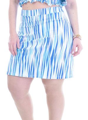Shorts Saia Plus Size Floripa