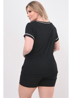 T-Shirt Plus Size The New Day