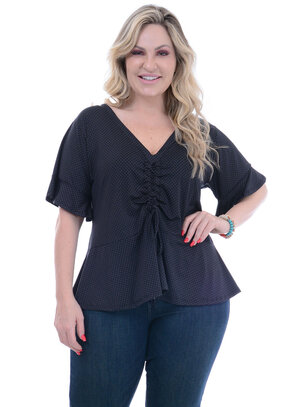 Blusa Plus Size Liana