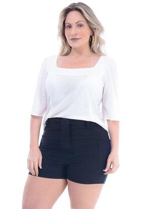 Blusa Plus Size Renomada