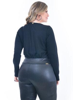 Blusa Plus Size Rafa
