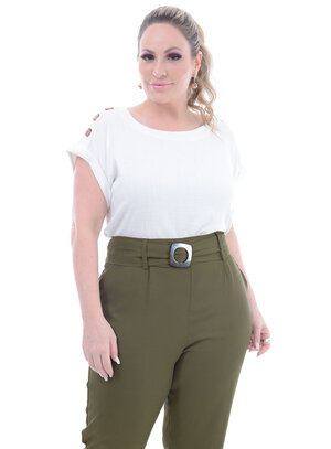 Blusa Plus Size Anastasia