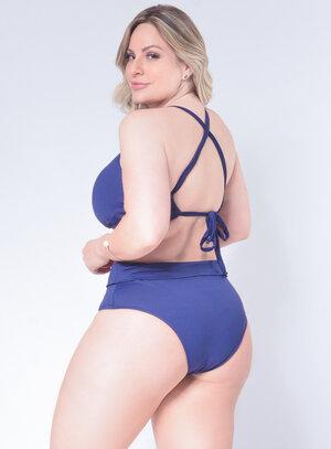 Biquíni Plus Size Top