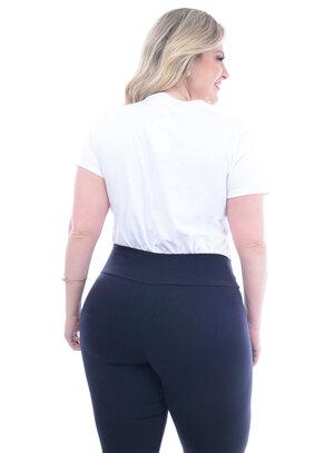 T-Shirt Plus Size Equador
