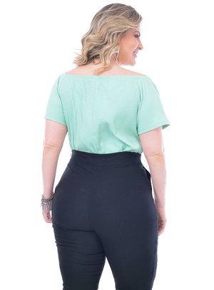 Blusa Plus Size Milena