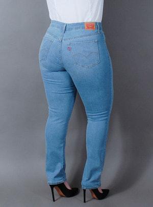 Calça Levi's Jeans Feminina 311 Skinny Clara