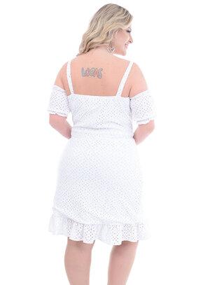 Vestido Plus Size Isobel