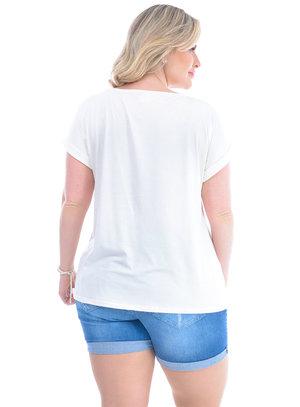 Blusa Plus Size Maristela