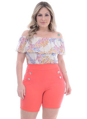 Blusa Plus Size Melina