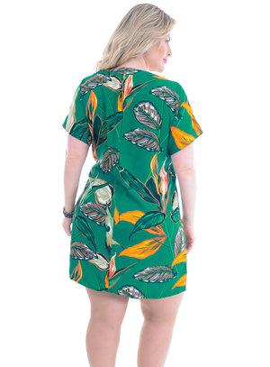 Vestido Plus Size Alana