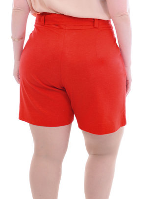 Shorts Plus Size Saturno