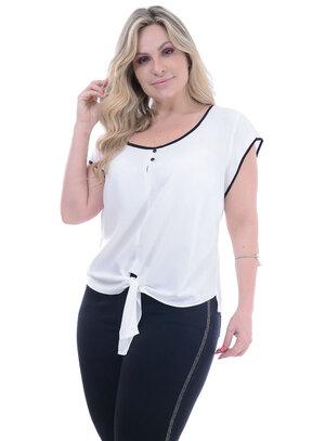 Blusa Plus Size Cartamo