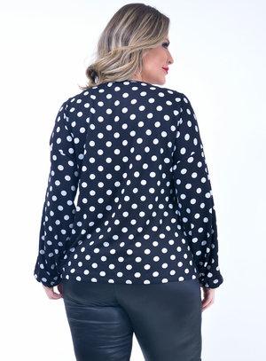 Blusa Plus Size Nanda