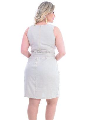 Vestido Plus Size Raíra
