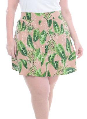 Shorts Saia Plus Size Erica