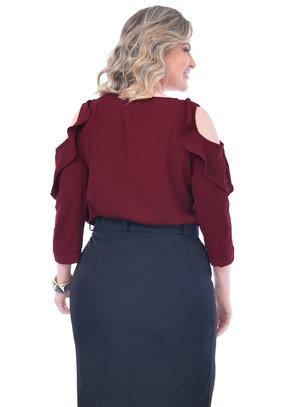 Blusa Plus Size Sonho
