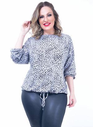Blusa Plus Size Vivi