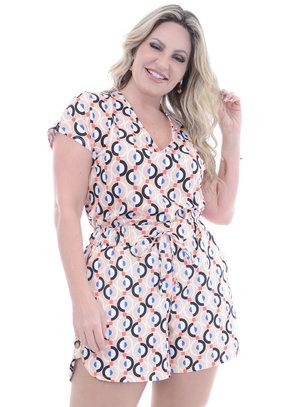 Blusa Plus Size Noronha
