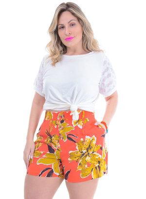 Blusa Plus Size Alexandra
