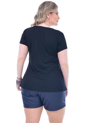 T-Shirt Plus Size Bia