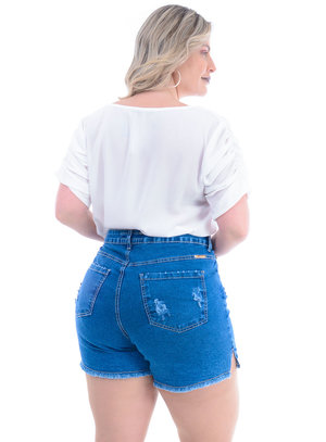 Blusa Plus Size Leal