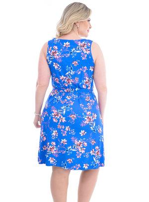 Vestido Plus Size Milene