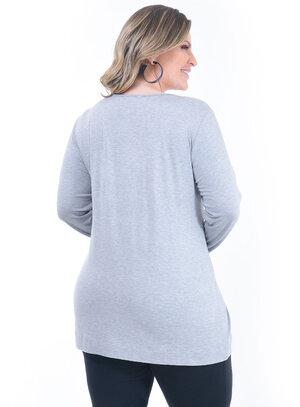 Blusa Plus Size Yeah