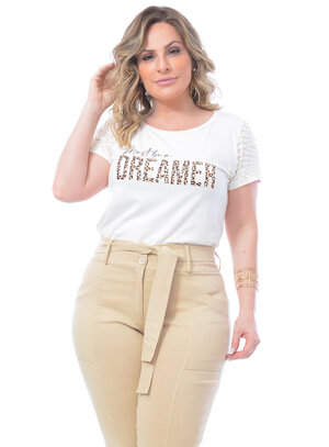 T-Shirt Plus Size Dreamer