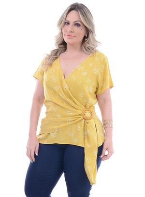 Blusa Plus Size Taylor