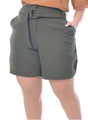 Short Plus Size Helóisa