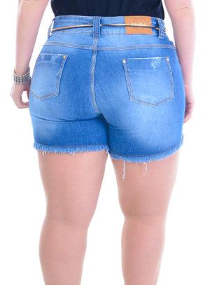 Shorts Saia Plus Size Alana