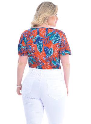 Blusa Plus Size Miriam