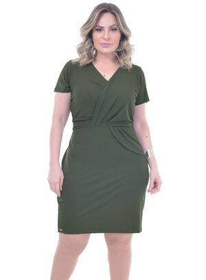 Vestido Plus Size Istambul