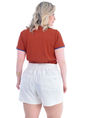 T-Shirt Plus Size Rita