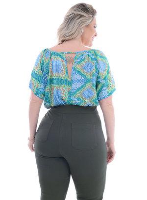 Blusa Plus Size Marlene