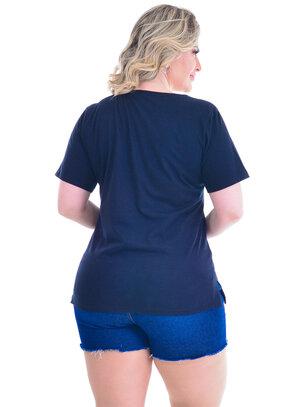 T-Shirt Plus Size Friends