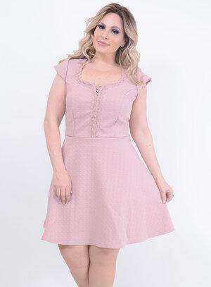 Vestido Belle Belle Godê Plus Size