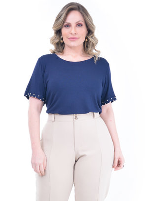 T-Shirt Plus Size Natália