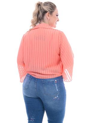 Camisa Plus Size Bela