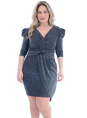 Vestido Plus Size Respeito