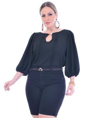 Blusa Plus Size Luana