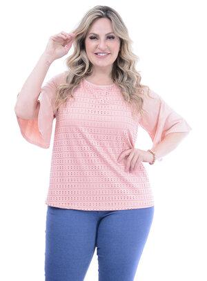 Blusa Plus Size Geórgia