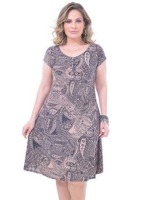 Vestido Plus Size Katrina