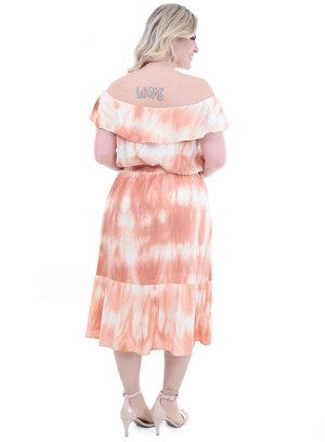 Vestido Plus Size Nakia